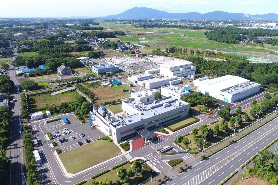 熊谷組技術研究所全景
