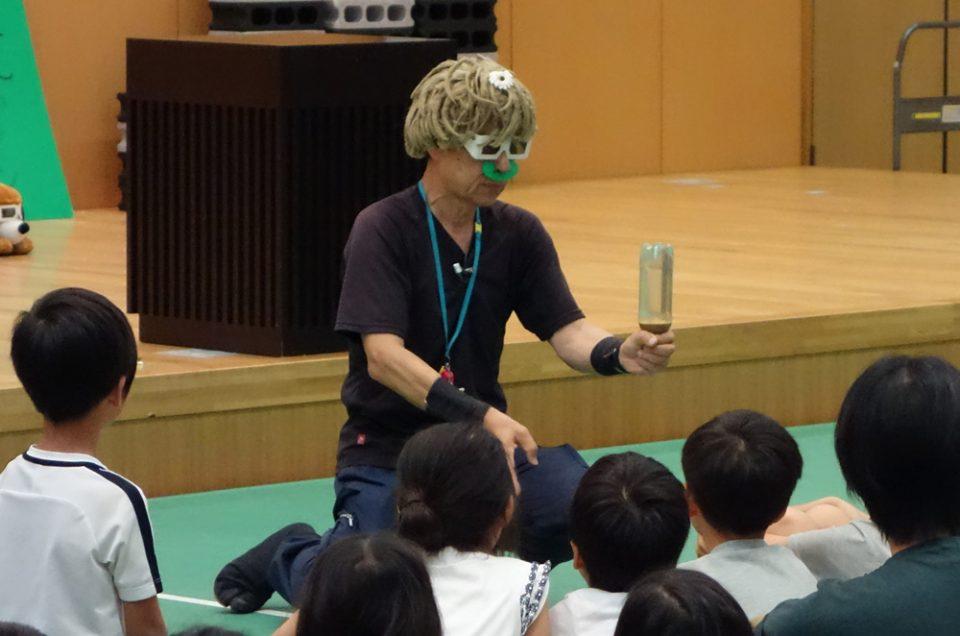 Dr.ナダレンジャーの防災科学教室